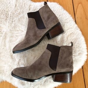 COLE HAAN Suede Boots Size 11B